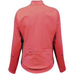 PEARL iZUMi Quest AmFIB Jacke Damen screaming red/phantom